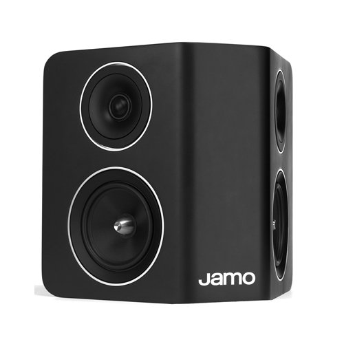 Jamo C-10-SUR-BLK Surround Speaker - Black (Pair)