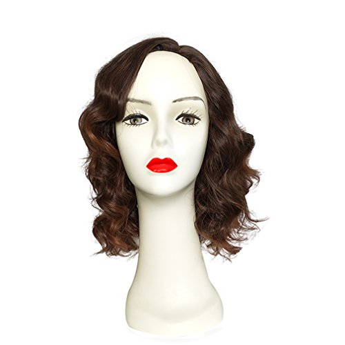 Length Curly Wig - 2