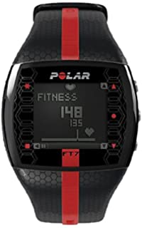 Amazon.com : Polar FT4 Heart Rate Monitor Watch (Silver ...