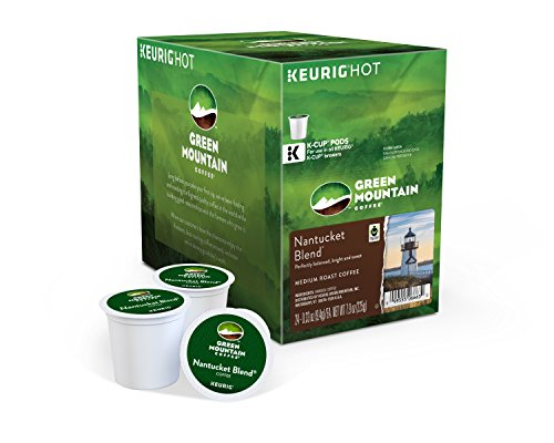 Green Mountain Coffee Nantucket Blend Keurig Single-Serve