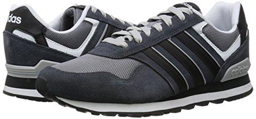 Adidas 10K - Zapatillas Deportivas Unisex gris