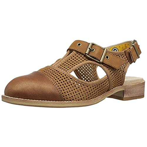 b5a97f694f1a free shipping Caterpillar Women s Martine Sling Back Perforated Shoe Flat  Sandal