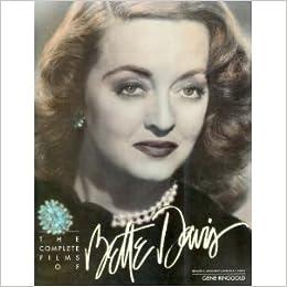 Book The Complete Films of Bette Davis (Citadel stars) by Gene Ringgold (1990-07-03)