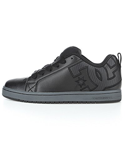 DC Shoes Court Graffik S M - Sneaker, taglia BLACK 3