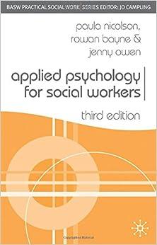 Psychology or social work?
