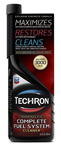 Chevron Techron Concentrate Plus Fuel System Cleaner, 12 OZ by Chevron
