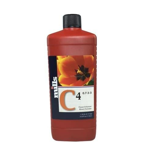 C4 (Liter) Mills Nutrients free shipping