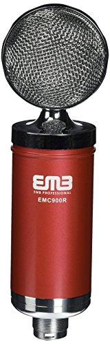 Pattern Large Diaphragm Tube Condenser - EMB EMC900 Professional High-Performance Multi-Pattern Large Diaphragm Condenser Project Studio Microphone RED