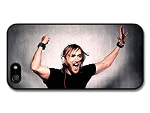AMAF ? Accessories David Guetta French DJ Headphones case for iPhone 5 5S