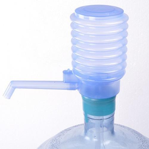 Bottled Drinking Water Easy Hand Press Pump w/ Dispenser Home Indoor Outdoor Meco