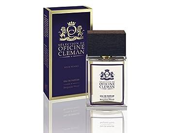 7805a8bf37f9 Eau de Parfum - oficine CLEMAN bergamia Wood pour homme  Amazon.co.uk   Beauty