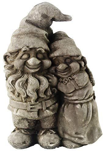 Love Gnomes Garden Statues