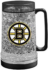NHL Boston Bruins Freezer Mug, 16-Ounce