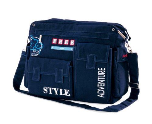 Corto 035 Cambiar Bolsa Free Style 002 Azul