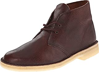 CLARKS Men's Desert Boot Rust Leather Boot (B00TY99HQG) | Amazon price tracker / tracking, Amazon price history charts, Amazon price watches, Amazon price drop alerts
