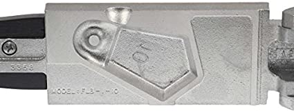 10 5-OZ HANDMADE FLAT BANK SINKERS MADE FROM A DO-IT-MOLD.