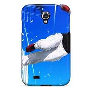 High-end Case Cover Protector For Galaxy S4(mirror's Edge Pc Game)