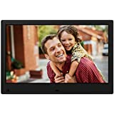 NIX Advance Digital Photo Frame 13 inch X13C. Electronic Photo Frame USB SD/SDHC. Digital Picture Frame with Motion Sensor. Remote Control and 8GB USB Stick Included
