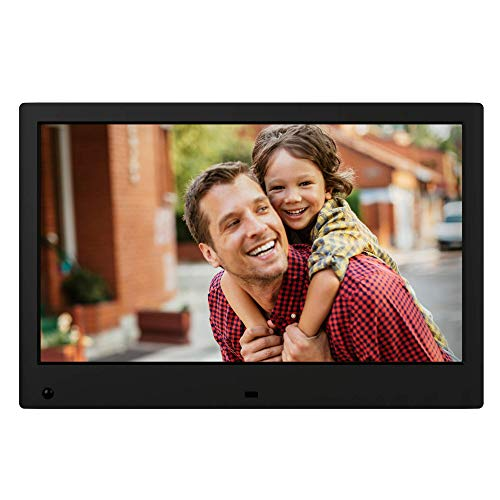 NIX Advance Digital Picture Frame 13 inch Widescreen, with HD Video, Hu Motion Sensor and USB/SD Card Playback - X13C