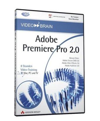 (Adobe Premiere Pro 2.0 - Video-Training (DVD-ROM)