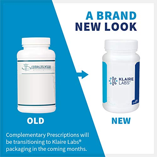 Klaire Labs Ultra K2 Menatetrenone - Hypoallergenic 15 mg (15000 mcg) Vitamin K2 MK4 for Cardiovascular & Bone Health, Soy & Gluten-Free (90 Capsules) by Klaire Labs (Image #1)