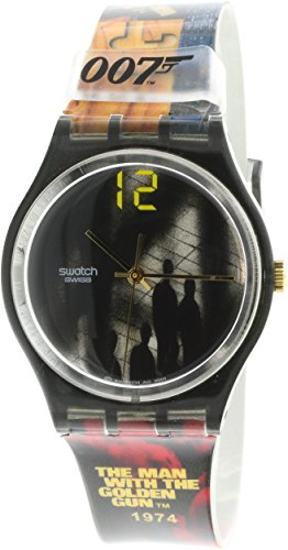 Swatch The Man With The Golden Gun - Boys Swatch For