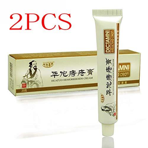 DICTAMNI - Antibacterial Cream -Chinese Herbal Hemorrhoids ()