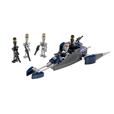 LEGO Star Wars Assassin Droids Battle Pack (8015): Toys & Games