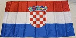 Bandera Croacia Croata Croatia nazione Selección 145cm