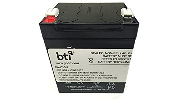 Compatible Replacement for APC Smart-UPS SC 1500 by UPSBatteryCenter SC1500 Battery Pack