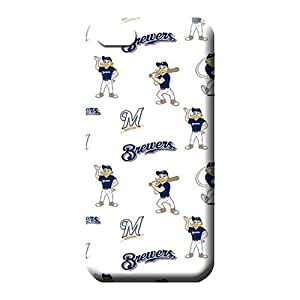 diy zheng Ipod Touch 4 4th Hybrid Retail Packaging Scratch-proof Protection Cases Covers mobile phone carrying shells milwaukee brewers mlb baseball