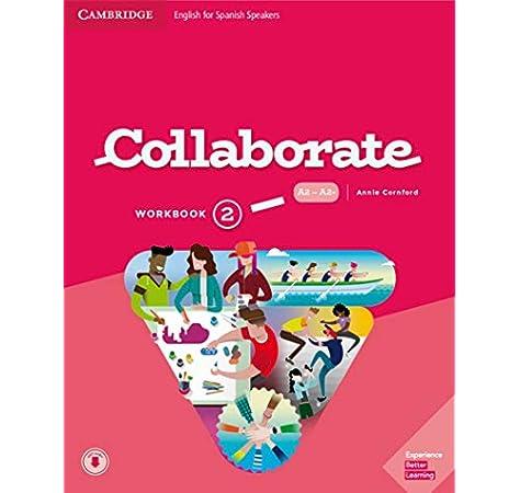 Collaborate Level 2 Workbook: Amazon.es: Cornford, Annie.: Libros ...