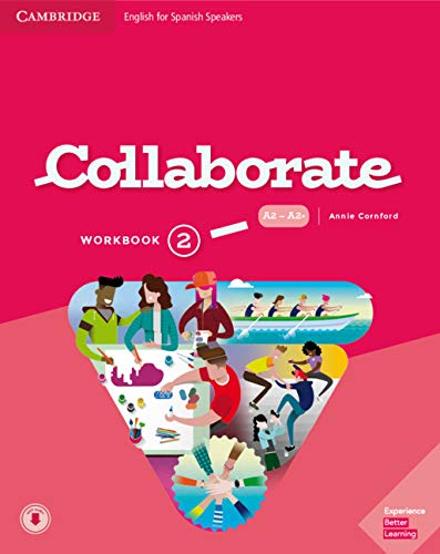 Collaborate Level 2 Workbook: Amazon.es: Cornford, Annie.: Libros