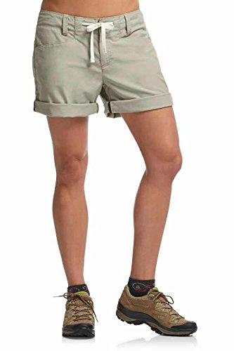 Icebreaker Women's Destiny Shorts, 28, Cement