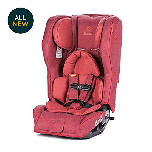Diono Rainier 2 AXT Convertible Car Seat, Red