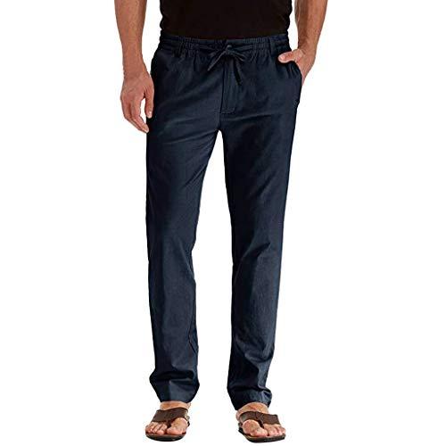 MURTIAL Dress Pants for Men Mens Lounge Pants 0-3 Month Pants Plaid Pants for Women Girls Snow Pants Cargo Pants Navy