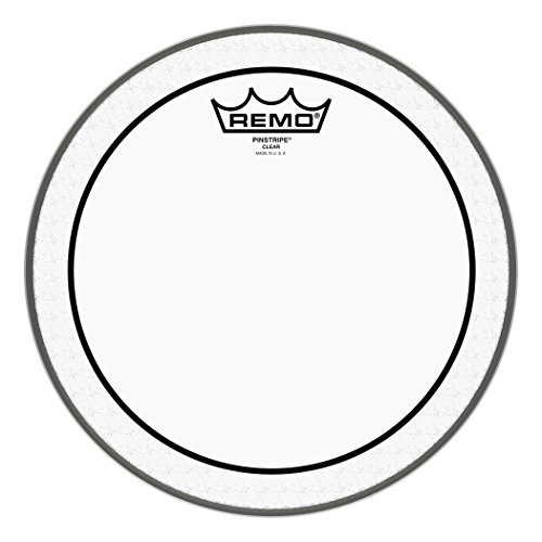 Remo Pinstripe Clear Drum Head - 10 Inch