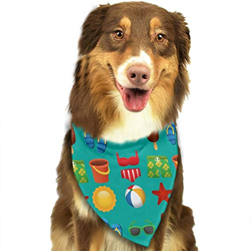 OURFASHION Summer Beach Must Have Beautiful Decoration Bandana