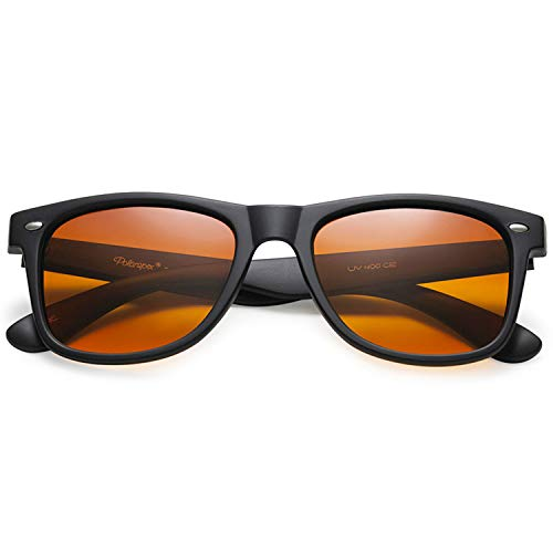 Polarspex Polarized 80's Retro Classic Trendy Stylish Sunglasses for Men Women