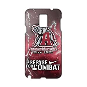 Prepare for combat alabama crimson tide 3D Phone For SamSung Galaxy S4 Mini Case Cover