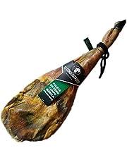5 kg Frigående Pata Negra Iberisk Skinka (Skuldra) från Spanien - En riktig spansk gourmetupplevelse att dela med nära och kära - Spanska Jamon Iberico