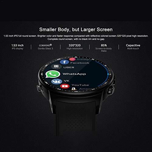 Lacyie Zeblaze Thor Pro 3G GPS Smartwatch 1.53inch Android 5.1 ...
