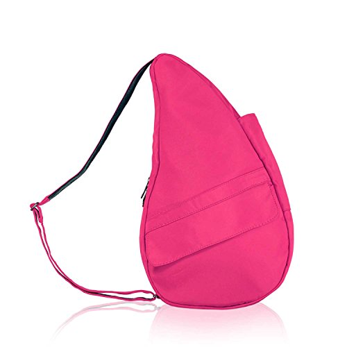 AmeriBag Healthy Back Bag & Micro-Fiber Small Updated (Hot Pink) (Pink Bag Microfiber)
