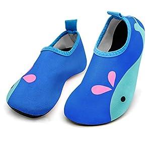 Blisstime Water Shoes Womens Mens Kids Quick Dry Aqua Socks Beach Swim Yoga Outdoor Water Sport