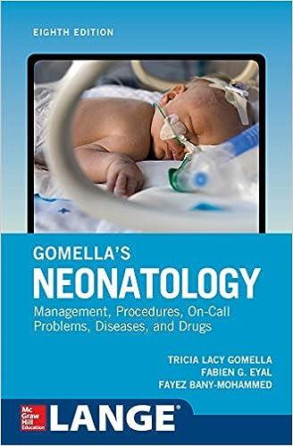 Gomella's Neonatology, Eighth Edition - Original PDF