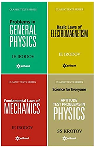 Problems In GENERAL PHYSICS  I E Irodov