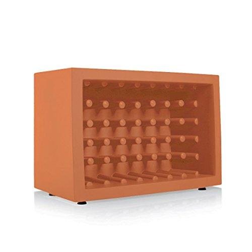 Slide Bachus Bottle Carrier Pumpkin Orange by Slide