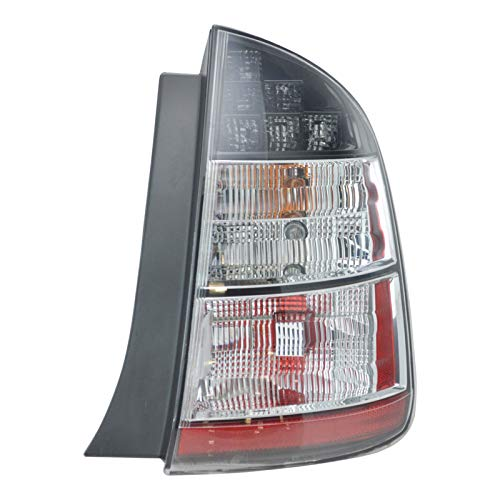 Light Toyota Brake - Taillight Taillamp Rear Brake Light Passenger Side Right RH for 04-05 Prius