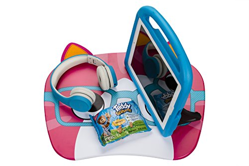LapGear Lap Pets Lap Desk for Kids - Cat (Fits up to 15'' Laptop) by Lap Desk (Image #2)