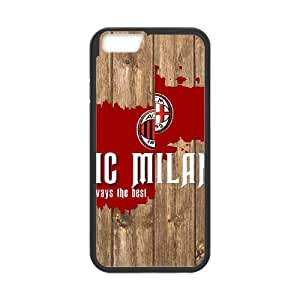 AC Milan For iPhone 6 Plus Screen 5.5 Inch Csae protection phone Case FX280778